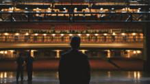 """Michael Fassbender dans le film """"Steve Jobs"""" de Danny Boyle"""