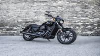 Harley-Davidson Street 500 et 750 2014