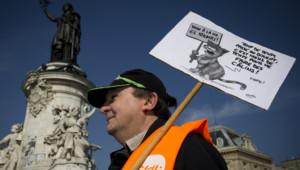 Loi travail manifestation CFDT el khomri paris