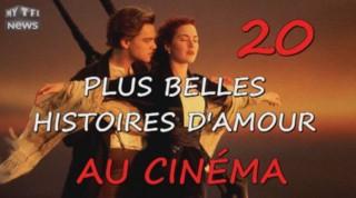 Spécial Saint-Valentin : les 20 plus belles histoires d'amour au cinéma