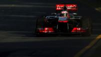 F1 GP Australie 2013 Essais - Button McLaren