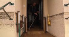 Le 13 heures du 28 novembre 2014 : Intemp�es : le nettoyage a commenc� la Londe-les Maures - 218.825