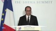 """Loi travail : Hollande veut aller """"jusqu'au bout"""""""
