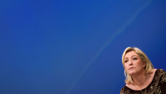 Marine Le Pen/Image d'archives