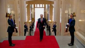 Vladimir Poutine a pris ses fonctions de président pour un troisième mandat. Le 7 mai 2012