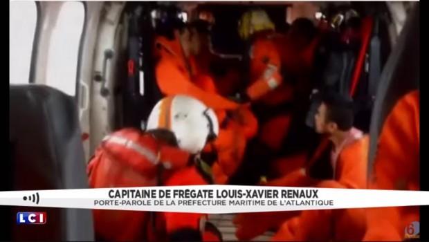Cargo en détresse au large de La Rochelle : la houle de 4 mètres empêche d'organiser le remorquage