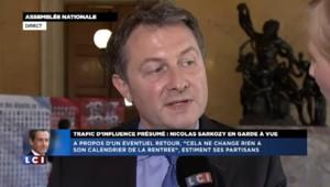 """Certains """"magistrats veulent se payer Nicolas Sarkozy"""" juge un député UMP"""