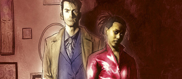 Doctor Who - The Whispering Gallery. Leah Moore, John Reppion, Ben Templesmith