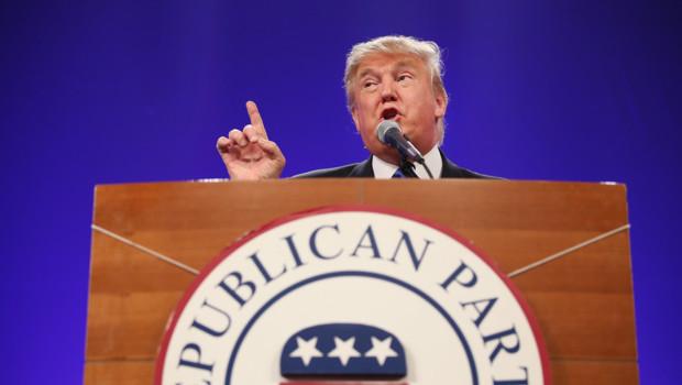 Donald Trump, le 16/5/15
