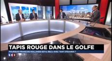 """Hollande invité du Conseil de coopération du Golfe : """"Un geste de gratitude envers la France"""""""