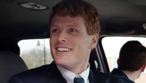 Joseph Kennedy III/Image d'archives/Février 2012