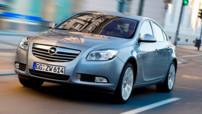 L'Opel Insignia élue Voiture de l'année 2009… à l'arrachée