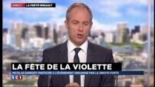 """La fête de la Violette : """"Nous sommes le premier parti de France"""""""