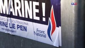 Le 13 heures du 23 mars 2015 : Départementales : le Nord perdu, le PS dépassé par le FN dans le Pas-de-Calais - 1294.9260000000002