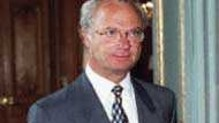 Roi de Suède Carl XVI Gustaf