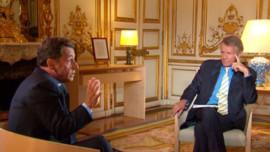 TF1/LCI : Nicolas Sarkozy, interview diffusée sur TF1 et France 2 (20 septembre 2007)