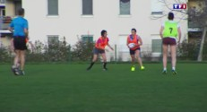 """Touch Rugby"", le rugby sans contact"