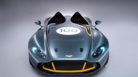Le concept Aston Martin CC100 Speedster en photos officielles