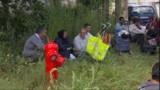 Les Roms délogés de l'A86 herbergés dans un gymnase municipal
