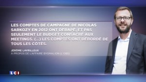 """Affaire Bygmalion : pour Lavrilleux, Sarkozy """"n'assume pas"""" ses responsabilités"""