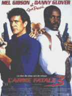 Affiche L&#039;Arme fatale 3