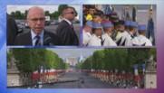 """Cazeneuve : """"Le 14 juillet doit rester un moment de fête nationale"""""""