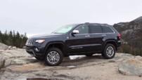 Jeep Grand Cherokee 2013 : présentation officielle