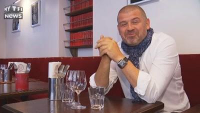 Masterchef : Christian Etchebest, sur le gril
