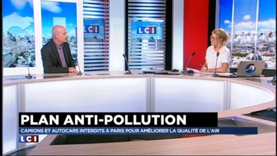 """Qualité de l'air : """"Il ne faudrait pas résumer la pollution aux particules fines"""""""
