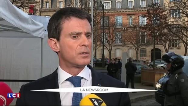 """Valls s'exprime sur le remaniement : """"Un gouvernement basé sur l'expérience et la solidité"""""""