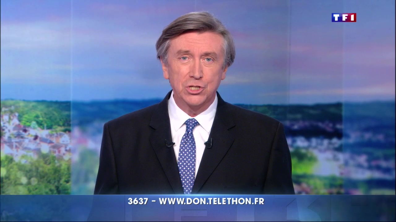 3637 le num ro du t l thon le journal de 13h mytf1news