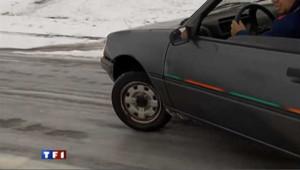 Après la neige, le verglas perturbe le trafic lorrain