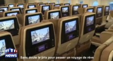 Etihad Airbus : 16 000 euros pour passer une nuit au 7e ciel