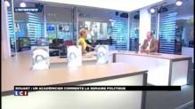 """Jean-Marie Rouart : """"La dissolution est inévitable et le Président sera contraint de démissionner"""""""