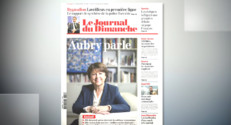 Le 20 heures du 19 octobre 2014 : Martine Aubry provoque un s�me dans la majorit� 319.54900000000004