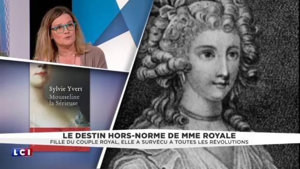 « Mousseline la Sérieuse », une biographie sur le destin terrible de la duchesse d'Angoulême