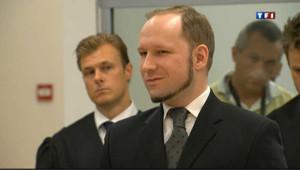 Norvège : peine maximale pour Breivik