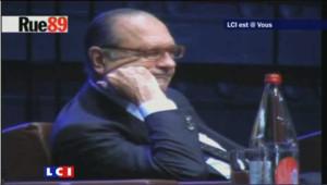 Quand Chirac trouve le temps long