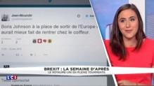 """""""Borxit"""" : quand les internautes se moquent de Boris Johnson après son refus de succéder à Cameron"""