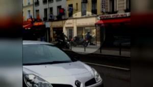 Braquage à Paris