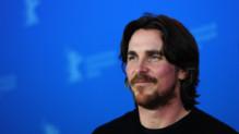 Christian Bale au Festival de Berlin en février 2012