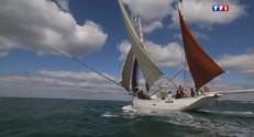 Le 13 heures du 20 août 2014 : A la d�uverte du Morbihan : p�eur de thons sur l'� de Groix - 2240.803