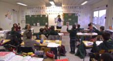 Le 13 heures du 22 novembre 2014 : Education : une p�gogie sur mesure en Seine-Saint-Denis - 576.271