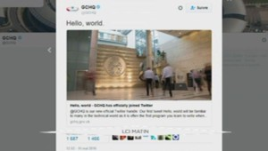 Le GCHQ débarque sur Twitter (17/05)