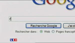 """""""Taxe Google"""" moteur recherche"""