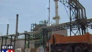 Total raffinerie grève pénurie essence