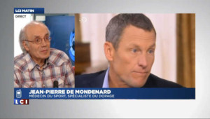 """Aveux d'Armstrong : """"sans dopage, le classement serait le même"""""""