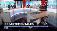 """Eric Fottorino : """"Le discours de Valls, un discours pour les socialistes"""""""