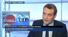 """""""Il serait parfaitement légitime que M. Le Pen débatte avec le Président"""" pour Philippot"""