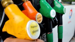 Illustration. Des pompes à essence près de Lille.